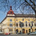 Protestáns Teológiai Intézet, Bocskai tér sarkán, Kolozsvár, Erdély