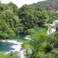 Horvátország, Krka Nemzeti Park