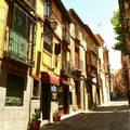 TOLEDO - SPAIN, calle Alphonso XII