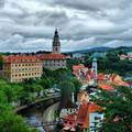 Cesky Krumlov, Csehország