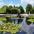 Schönbrunn kertjében...