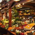 Finnország, Helsinki piac, vásárcsarnok