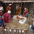 Betlehem a pécsi karácsonyi vásárban