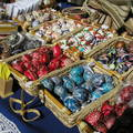 Húsvéti tojások a Vörösmarthy téren