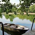 Magyarország, Abaliget, csónakázó tó