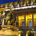 Budapest, a budai v�r