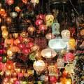 Lampionok Isztambulban