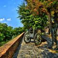 Budai vár,Anjou bástya-Fotó:Szolnoki Tibor