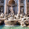 Trevi-kút,Róma,Olaszország