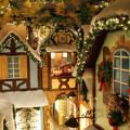 karácsonyi bolt,Riquewihr,Franciaország