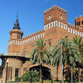 Castell dels Tres Dragons, Barcelona, Spanyolország