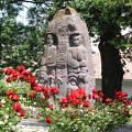 Tamási Áron síremléke Farkaslakán, Románia