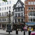 London,City utcarészlet egy Pubbal