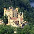 Hohenschwangaui kastély Németország