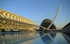 city of the arts and sciences Valencia - Spain