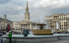 Anglia, London, Trafalgar Square