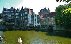 ROTTERDAM-DELFSHAVEN, THE HISTORIC PART OF THE CITY