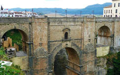 Ronda Spain, The New Bridge