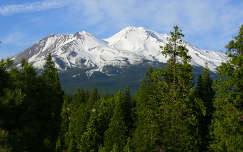 USA,California,Mount Shasta