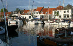 Elburg Holland, Haven
