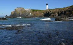 USA,Oregon,Yaquina Head Lighthouse
