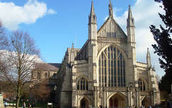 Winchester Chatedral, UK