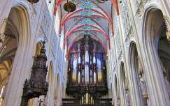 \ 'S-Hertogenbosch, Nederland, St.Johns Catedral, Pipe Organ. Foto made by Elly Hartog