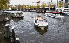 Amsterdam, the River Amstel