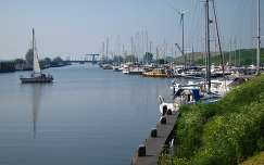 NAUERNA HARBOUR, NORTH-HOLLAND, NETHERLANDS