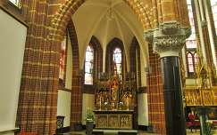MAASTRICHT-HOLLAND, Chapel of the Monastery