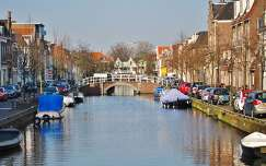 HAARLEM - HOLLAND,  Gracht