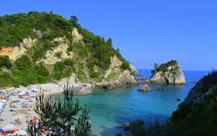 Parga - Piso Krionery beach