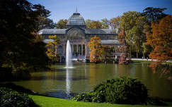 Madrid, Retiro park, Crystal Palace