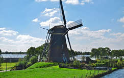 OUDE WETERING - HOLLAND, GOOGER MILL