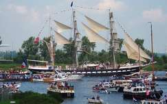 Netherlands-Spaarndam, SAIL 2015-TALL SHIP THE BELEM