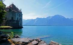 Chateau de Chillon, Svajc
