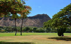 Diamond Head,Oahu,Hawaii