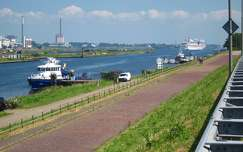 IJmuiden-Holland, NorthSeaCanal