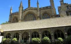 Anglia, Oxford - New College