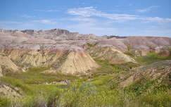 Badlands National Monument South Dakota 2009