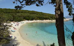 Emblisi beach Kefalonia