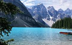 Moraine Lake, Banff, Kanada