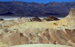 Zabriskie Point, Death Valley NP, California