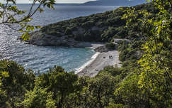 Lubenice Beach, Croatia