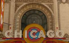 Chicago- Chicago Theatre