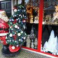 Amsterdam, Christmas Shop at the Singel. Open the whole year.